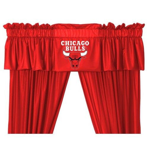 VALANCEChicago Bulls - Color Bright Red - Size 88x14