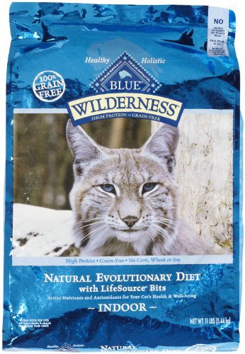 WILDERNESS INDOOR CAT XX G F 11LB BG