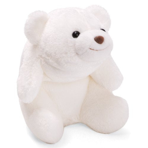 "Gund Snuffles 8"" Plush - Medium, White"
