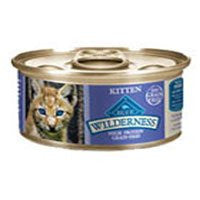 WILDERNESS KITTEN CHICKEN ENTRÉE 24X3 OZ