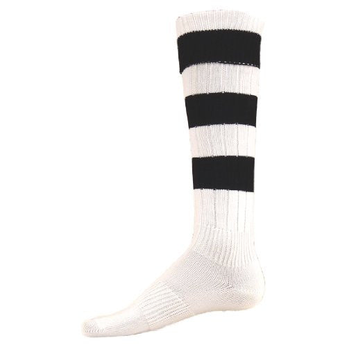 Big Stripe, Large, White/Black