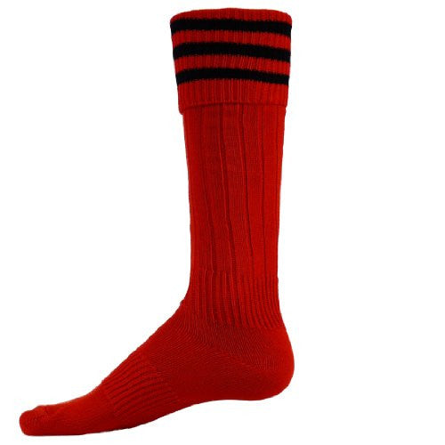 Striker, Medium, Red/Black