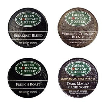 Green Mountain Coffee® Regular Variety Pack Coffee K-Cup® Packs, 22/Bx