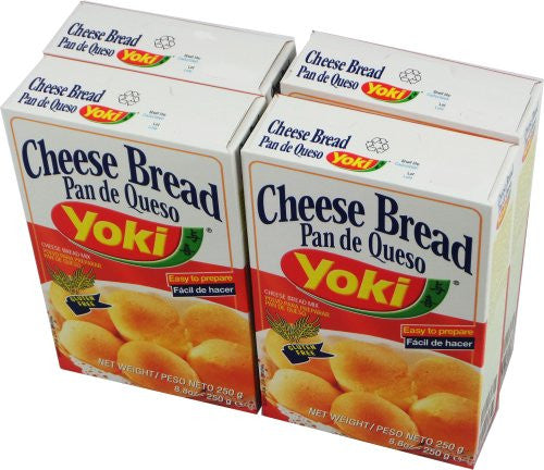 Yoki Cheese Bread 8.8 OZ