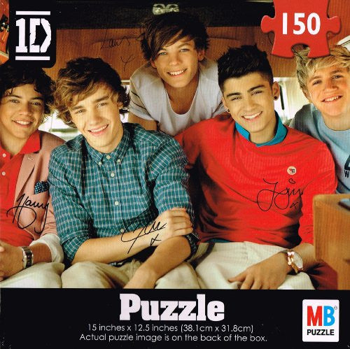 1 DIRECTION PUZZLES - 150pc Puzzle