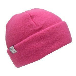 The Hat, Heavyweight Fleece Watch Cap Beanie, Lotus