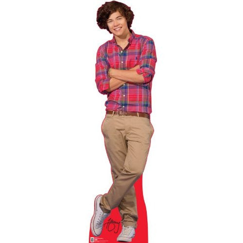 Harry - One Direction Lifesize Standup Poster - 18x67
