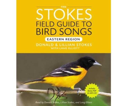 Field Guide To Bird Songs East 3 CD's + 1 mp3 CD
