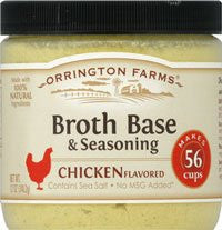 Flavored Granular Bases - Chicken - 12oz