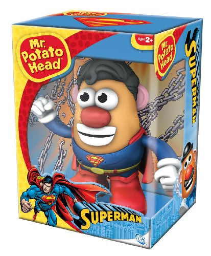 MR POTATO HEAD DC SPUDS SUPERMAN (C: 1-1-3)