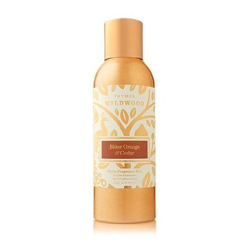 Thymes Wildwood Bitter Orange & Cedar Home Fragrance Mist