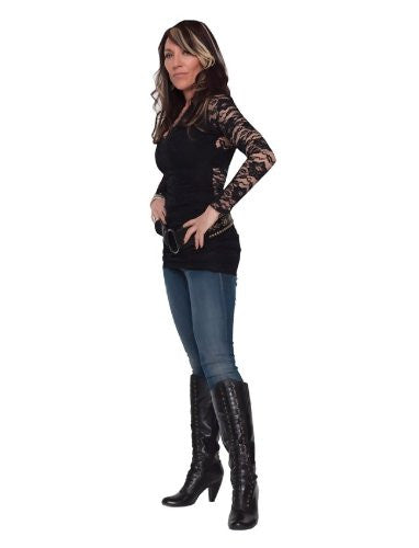"Gemma Teller Morrow - Sons of Anarchy 69"" x 17"" Stand-ups"