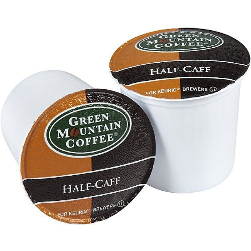 Green Mountain Coffee® Half-Caff Coffee K-Cup® Packs, 24/Bx