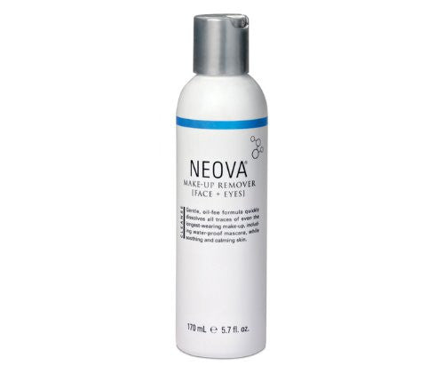 Neova - Make-Up Remover - Face & Eyes - 5.7 FL OZ / 170 ML - NEW & SEALED