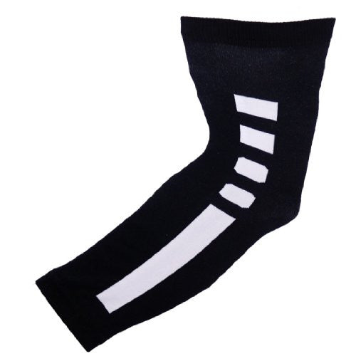 Mercury Arm Sleeves, Small/Medium, Black/White