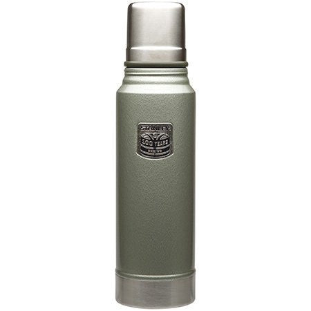 1.1QT Classic Vacuum Bottle 100 Year Anniversay Limited Edition - Heritage Green