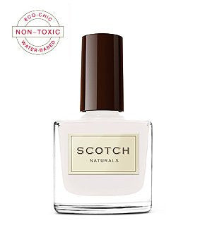 Scotch Naturals Non-Toxic Nail Polish, On the Rocks Top Coat