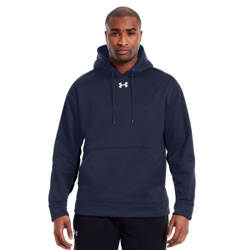 Armour Fleece Team Hoody - Midnight Navy, X-Large