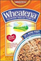 Wheatena Toasted Wheat Cereal 20 Oz (Pack of 6)