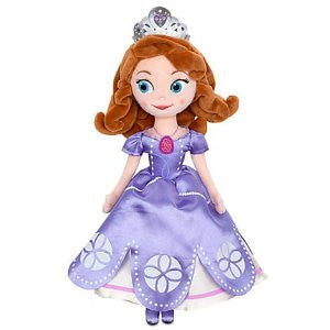Sofia the First Soft Plush Doll