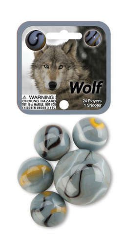 MARBLES WOLF GAME NET