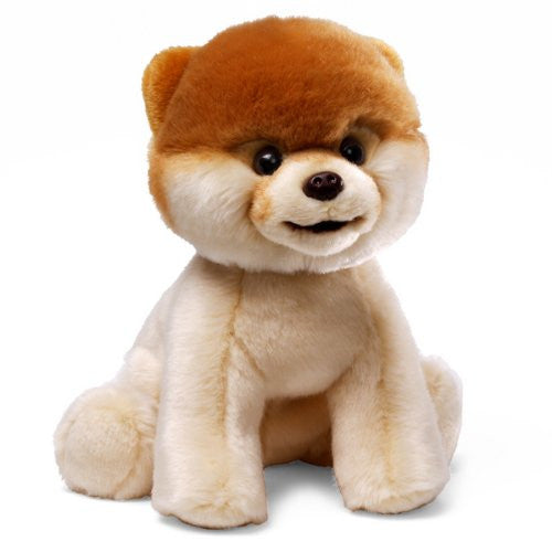 BOO worlds cutest DOG Gund Plush Toy NEW Adorable animal kids just love
