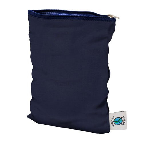 Planet Wise Diaper Wet Bag (Size: Small Color: Navy)