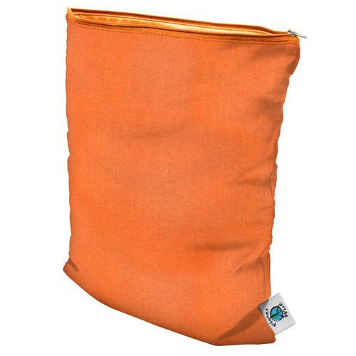 Planet Wise Diaper Wet Bag (Size: Medium Color: Carrot)