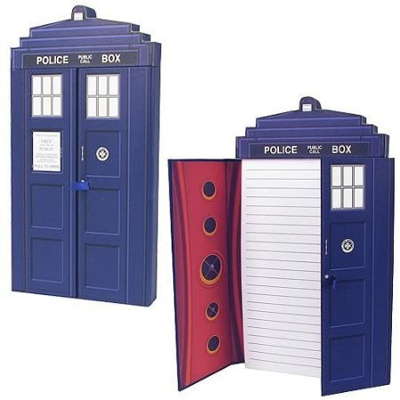 Doctor Who TARDIS Deluxe Journal (10 Inch)
