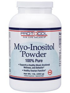 Myo-Inositol Powder - 1lb.