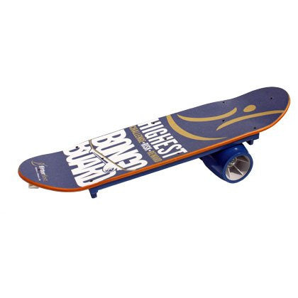 Bongo Board by Fitter First - New Blue Graphics and Improved