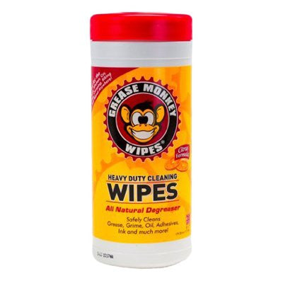 Kong Concepts Cleaning Towel Grease Monkey Wipes 30-Can
