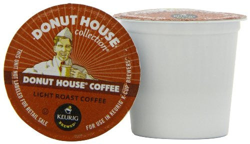 Green Mountain Coffee® Donut House® Coffee K-Cup® Packs, 24/Bx