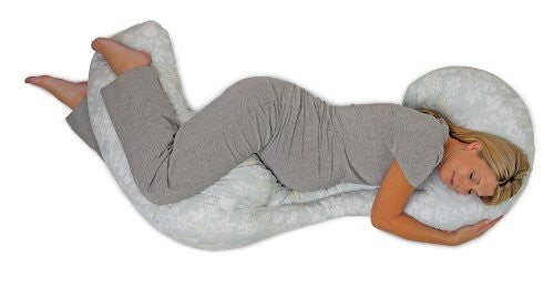 Custom Fit Total Body Pillow - Doves