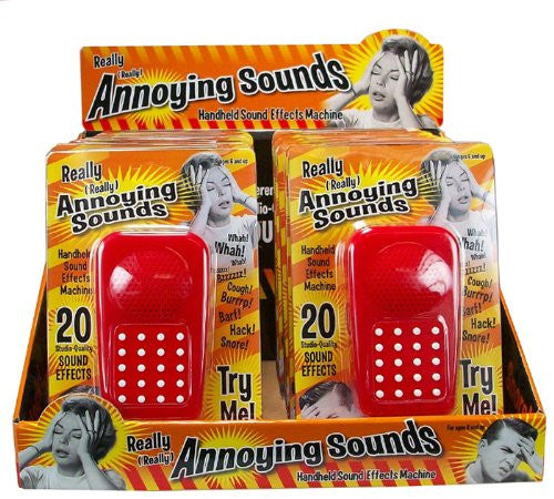 Annoying Sound Effects Machine