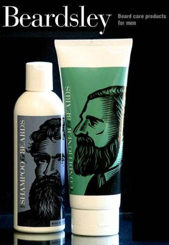 Ultra Beard Conditioner and Wild Berry Shampoo