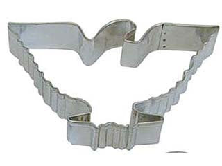 "American Eagle 4.5"" Tinplated Cookie Cutter"