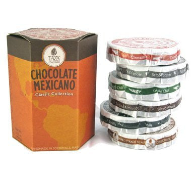 Chocolate Mexicano Classic Collection