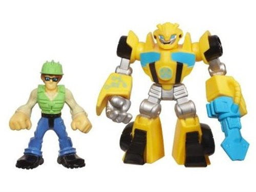 Transformers Rescue Heroes Minicons 2-Packs Wave 1 (Bumblebee & Graham #A2110)