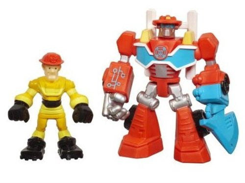 Transformers Rescue Heroes Minicons 2-Packs Wave 1 (Heatwave & Kade #A2109)