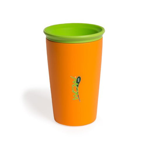Wow Cup for Kids (Color: Orange)