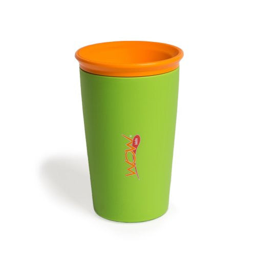 Wow Cup for Kids (Color: Green)