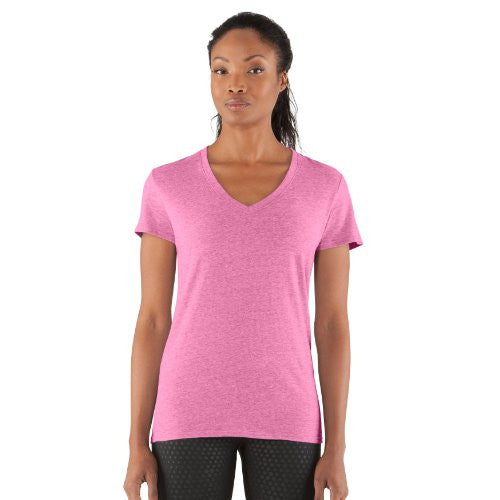 Tac Women's Charged Cotton Undeniable Tee - Fluo Pink, X-Small