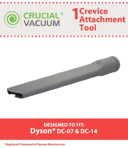 DC07/DC14 CREVICE TOOL MADE TO FIT DYSON