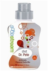SodaStream SodaMix Diet Dr. Pete, 16.9 oz.