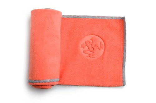 eQua Hand Towel by Manduka - Pop