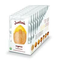 Justins Nut Butter Squeeze Packs, Honey Peanut Butter, Natural 1.15 OZ