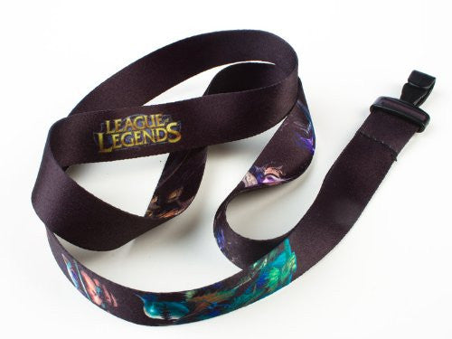 League of Legends Team Kat Lanyard