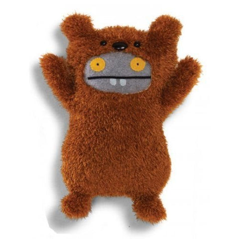 """Uglyverse"" Dressed Ugly Dolls - Babo Teddy"