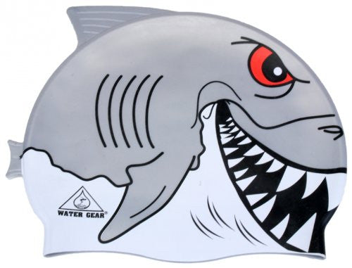 Water Gear Critter Cap, Great White